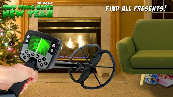 Find Items Gifts 3D Home New Year - náhled