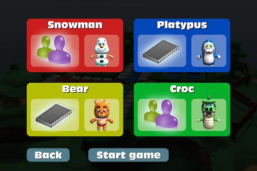 Ludo 3D Multiplayer 2.3.1 screenshots 5