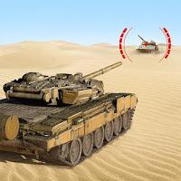 War Machines Tank Battle - Army  Military Games