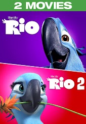 Rio 1 & 2 Double Feature