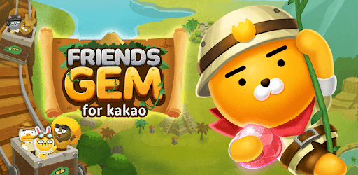 Friends Gem for kakao for PC
