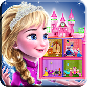Tải Game Ice Queen Dollhouse Design