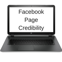 Facebook Page Credibility