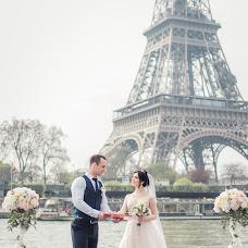 Wedding photographer Lena Kos (Pariswed). Photo of 28.04.2018