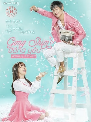 Gong Shim Đáng Yêu
