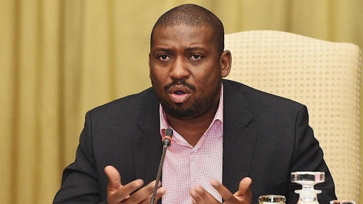 Higher education and science and technology deputy minister Buti Manamela.