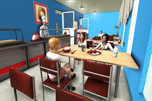 High School Simulator u2013 Fun Learning Game 1.4 screenshots 4