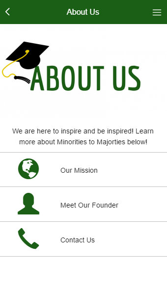 Minorities to Majorities- screenshot