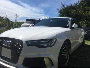 A6 セダン  2011年式 Audi A6 2.8 FSIクワトロ のカスタム事例画像 animalsさんの2018年08月18日16:21の投稿