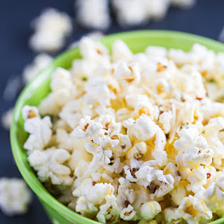 Pizza Popcorn Recipes