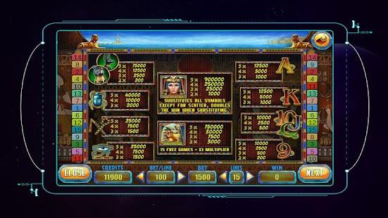 Heiress of Pharaohs Slot - náhled