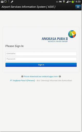 ASIS Angkasa Pura II