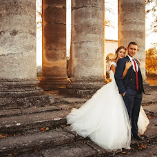Wedding photographer Andrey Olkhovyy (Olhovyi). Photo of 08.11.2018