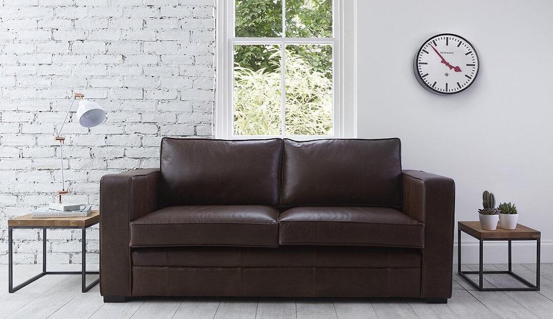 Ghế sofa vải và da cho những nhà yêu thích thú cưng