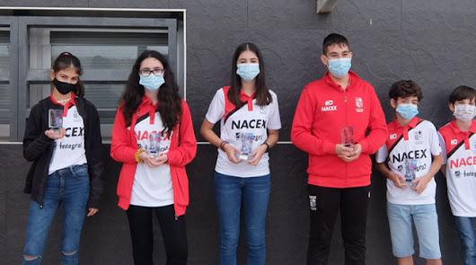 El Club Indalo Almería recoge ocho premios