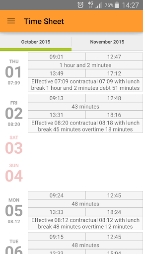 how to download timesheet on tenrox