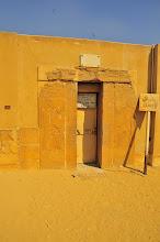 Photo: Tomb entrance