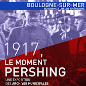 Exposition 1917 Pershing