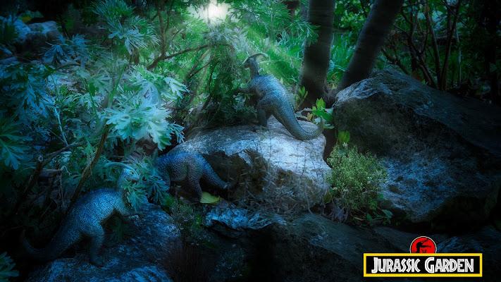 Jurassic Garden di Daniela Ghezzi
