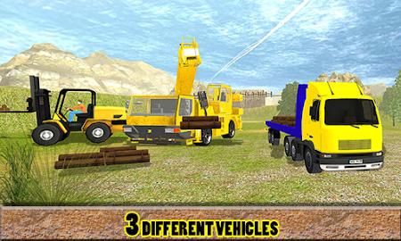 Log Transporter Truck Driver 1.0 screenshot 69876