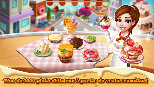 Rising Super Chef 2 : Cooking Game  captures d'écran 1