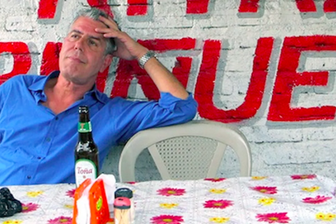 Anthony Bourdain R.I.P.