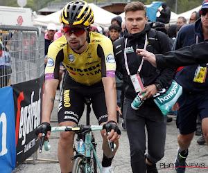 """Primoz Roglic a retrouvé sa confiance et ses jambes: """"De gros écarts"""""""