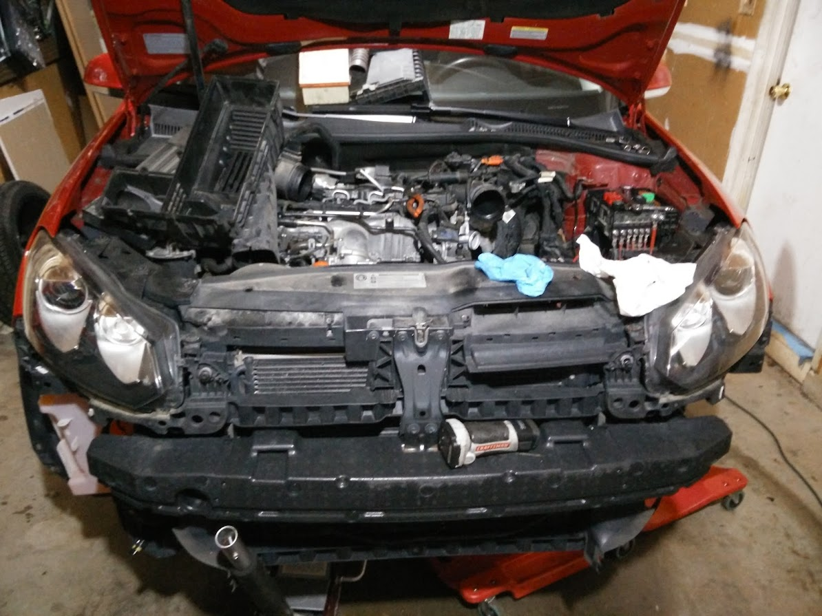 How-To: Remove DSG transmission / Replace Dual Mass Flywheel (DMF) + Tips & Tricks - TDIClub Forums