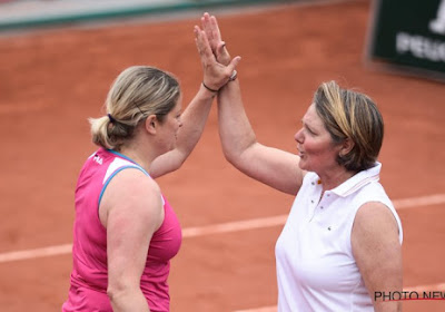 Zieke kindjes houden Kim Clijsters weg van Roland Garros