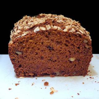 New England Pumpkin Walnut Bread