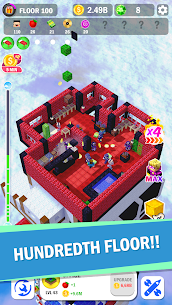 Tower Craft 3D MOD (Unlimited Money) 3