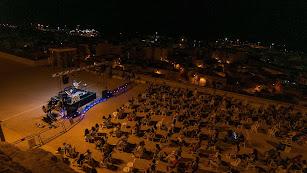Concierto de Andrés Suarez en el Mesón Gitano de Almería celebrado el pasado domingo.