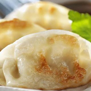 Jiaozi - Chinese Dumplings.