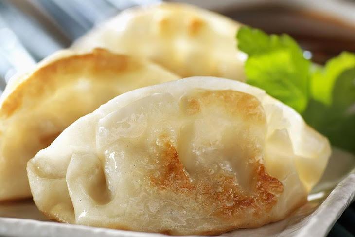Jiaozi - Chinese Dumplings Recipe