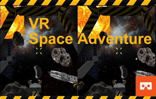 VR Aventura Espacial Cardboard