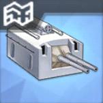152mm連装砲T3