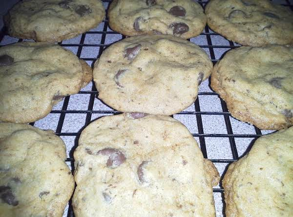 Chocolate Chip Espresso Cookies Recipe