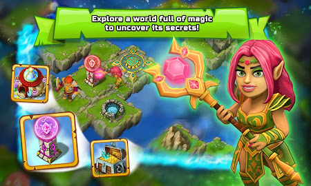 Clash of Islands: Lost Clans 1.12 screenshot 97109