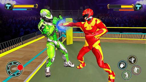 Grand Robot Ring Fighting 2020 : Real Boxing Games 1.0.13 Screenshots 16