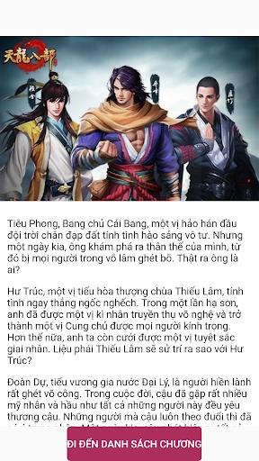 Truyu1ec7n Kim Dung, Truyu1ec7n kiu1ebfm hiu1ec7p Full (OFFLINE) 1.0 4