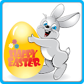 Happy Easter Holidays 2016 icon