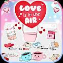 Valentine Love Emoji Stickers icon