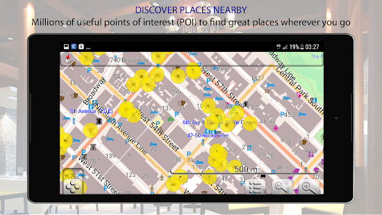 Map Of USA Android Apps On Google Play - Usa map google