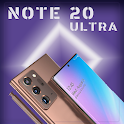 Note 20 Ultra launcher: Theme for galaxy Note 20 icon