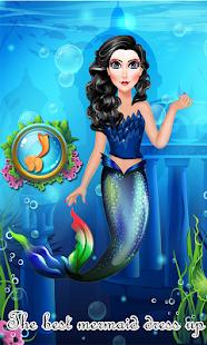 Mermaid Secrets - Dress Up & Fashion Makeup Salon - náhled