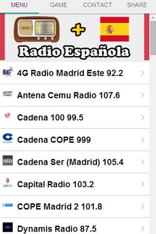 Radio Española Gratis