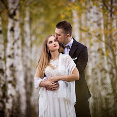 Wedding photographer Karolina Dmitrowska (dmitrowska). Photo of 15.01.2019