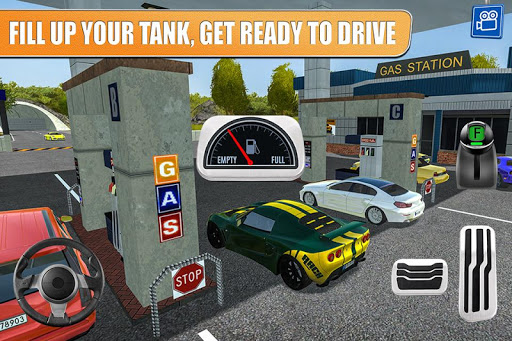 Gas Station 2: Highway Service 2.5.4 screenshots 1