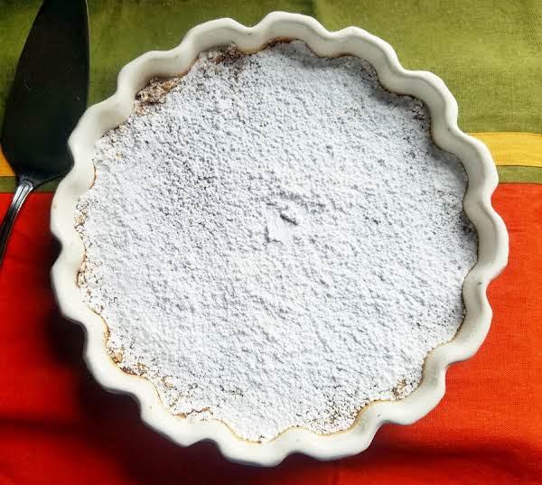Lemon Tart With Oatmeal Cookie Crust