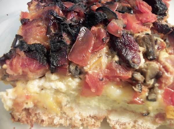 Ham & Cheese Strata (kat's) Recipe